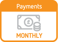 Monthly payments