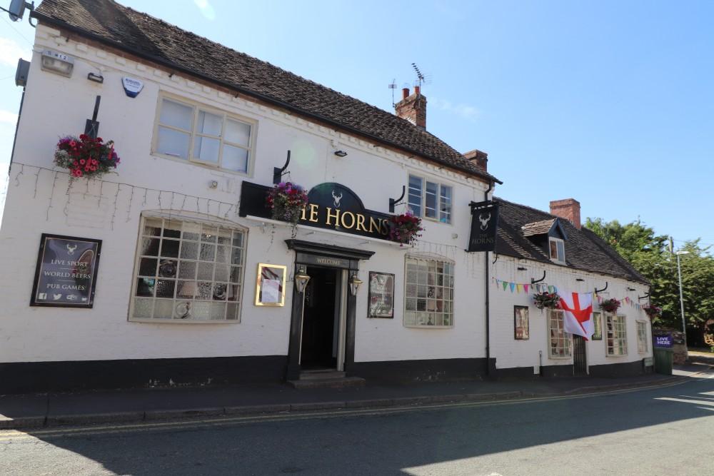 Horns Pub, Gnosall