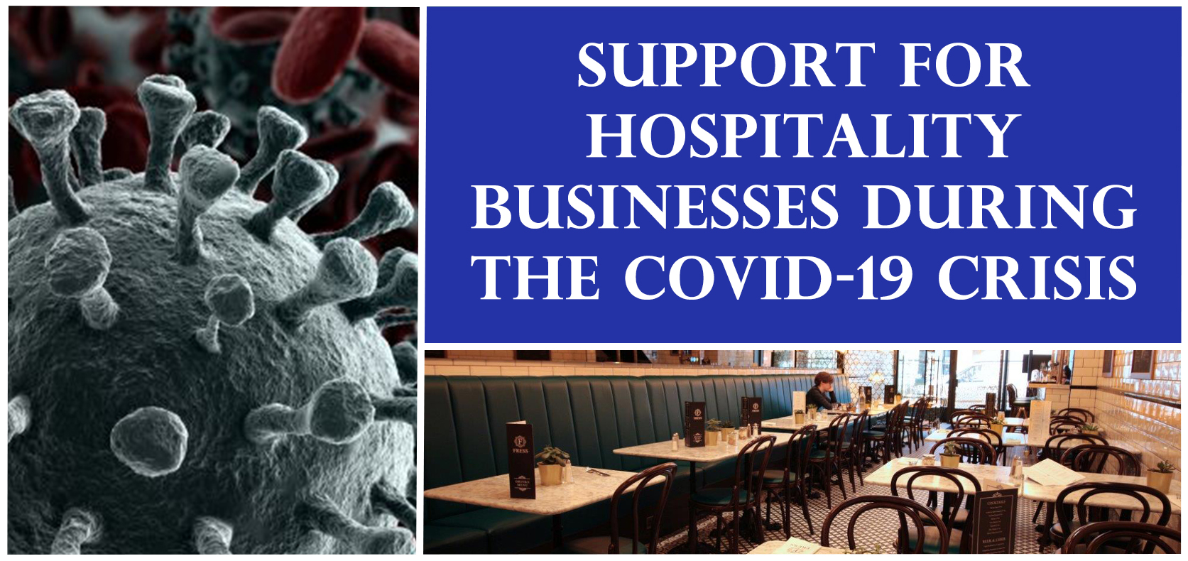 COVID-19 Hospitality Business support
