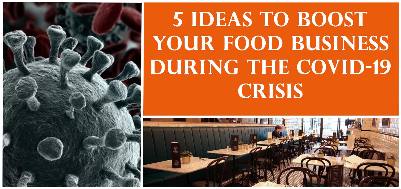 COVID-19 hospitality ideas