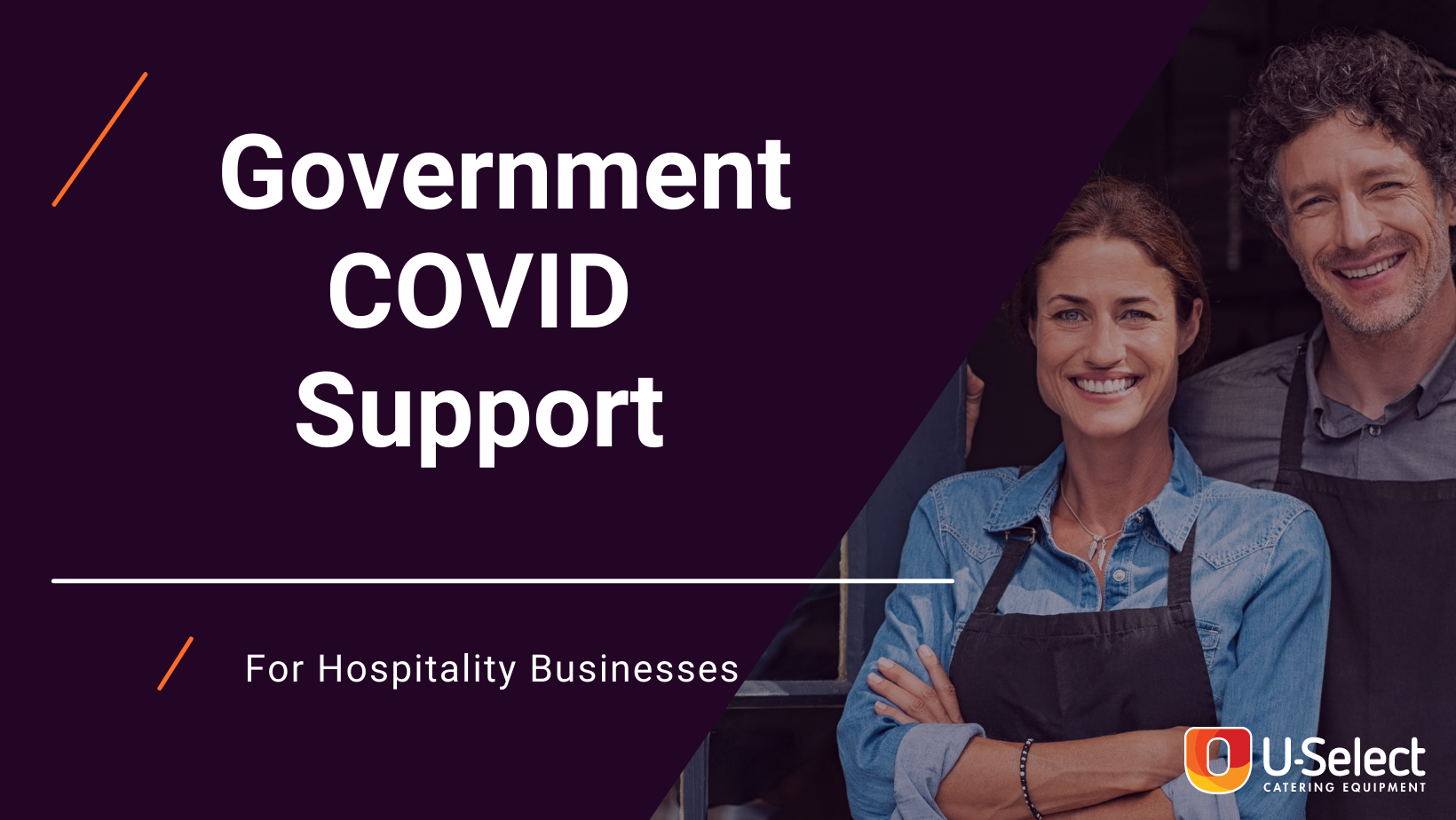 Government COVID Support Schemes for hospitality businesses
