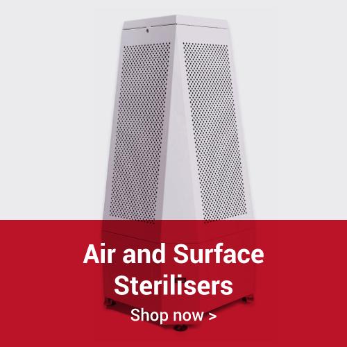 Air and Surface Sterilisers
