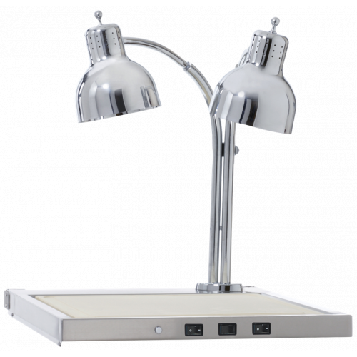 Alto-Shaam Double Lamp Carving Station CS-200/S