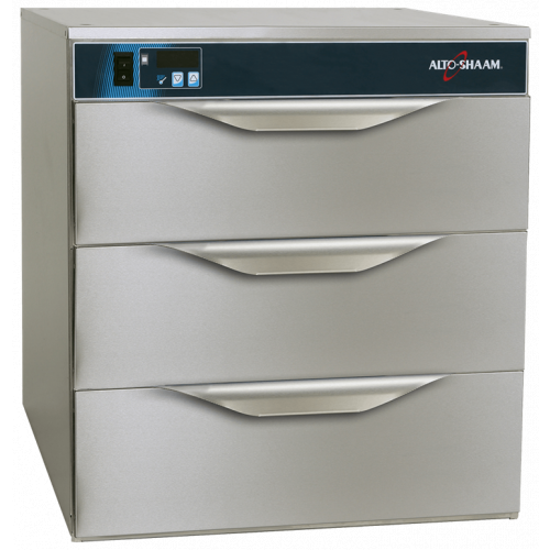 Alto-Shaam Wide Three Drawer Warmer 500-3D