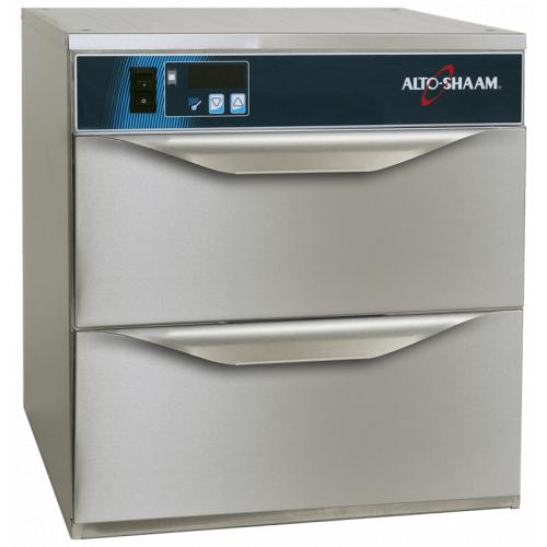 Alto-Shaam Narrow Two Drawer Warmer 500-2DN