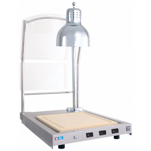 Alto-Shaam Single Lamp Carving Station CS-100/S