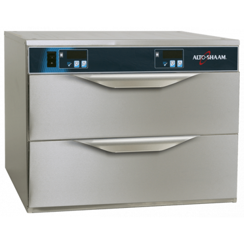 Alto-Shaam Two Drawer Warmer with Individual Controls 500-2DI