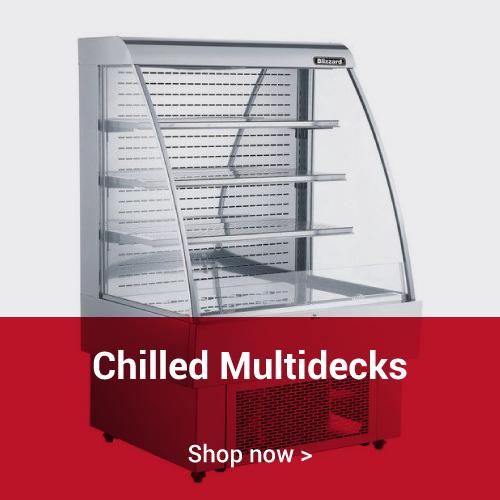 Chilled Multidecks