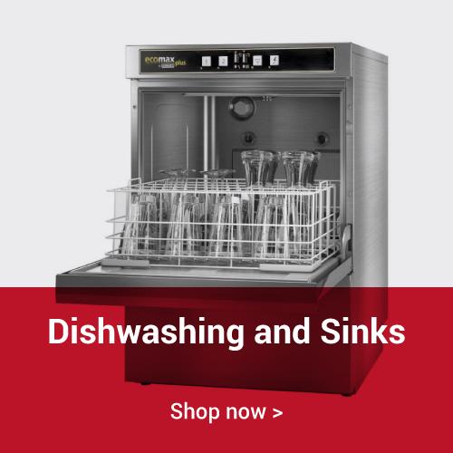 Dishwashing and Sinks