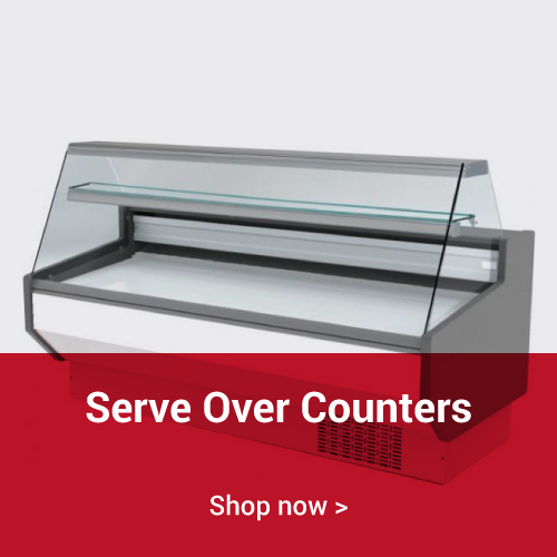 Serve Over Counters