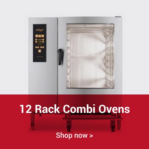 12 Rack Combi Ovens