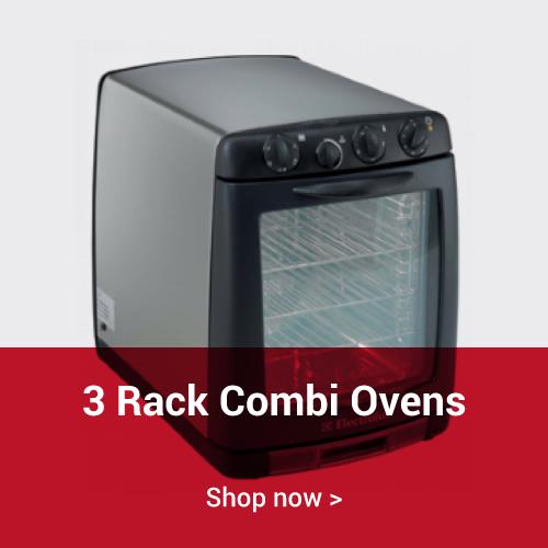 3 Rack Combi Ovens