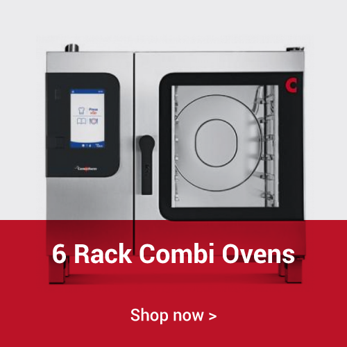 6 Rack Combi Ovens