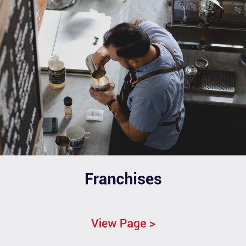 Foodservice Equipment Rental for Franchises