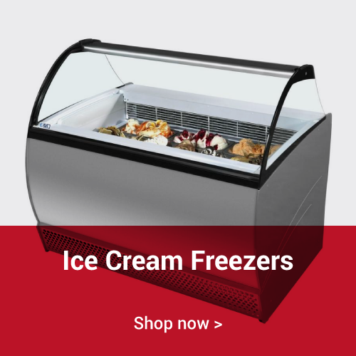 Ice Cream Freezers