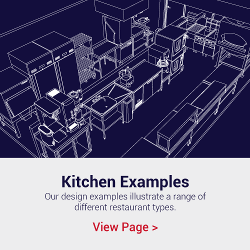 Commercial Kitchen Examples