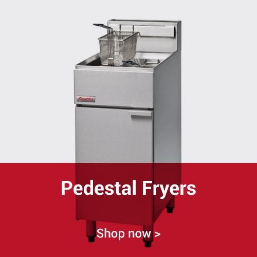 Pedestal Fryers