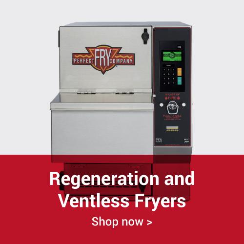 Regeneration Fryers
