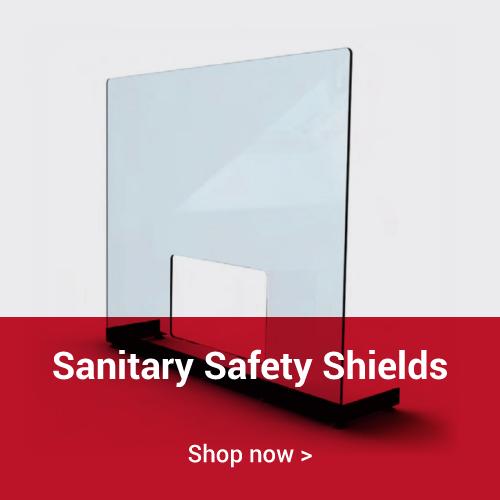 Sanitary Safety Shields