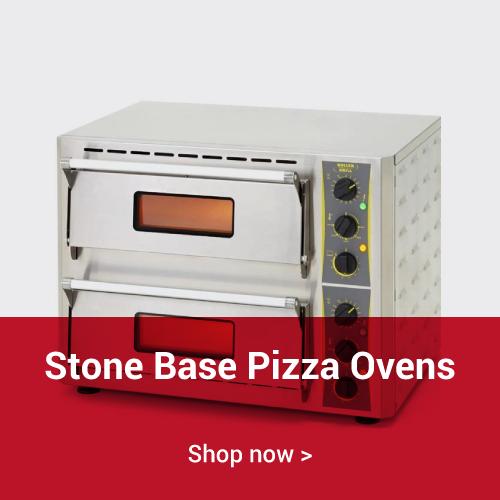 Stone Base Pizza Ovens