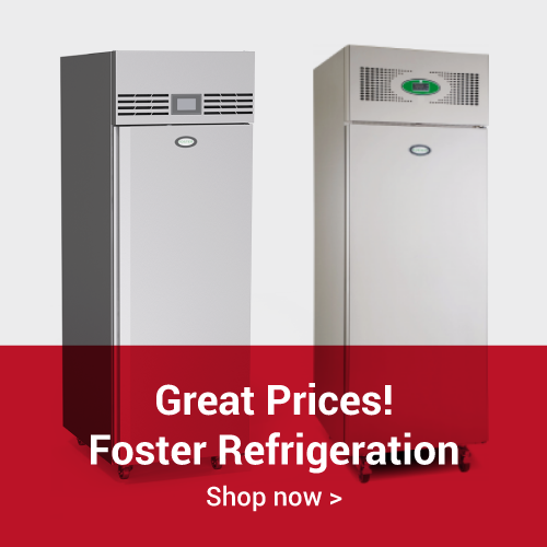 Great Prices on Foster Refrigeration