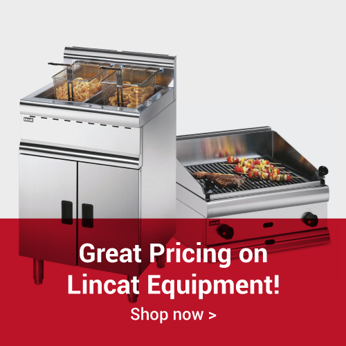 Great Prices on Lincat Products